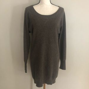 100% Cashmere Sweater Dress